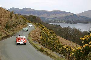 Lakes and Dales Classic Car Hire