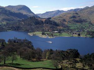 Ullswater Steamers -  Pooley Bridge