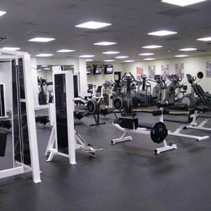 Horizon Health & Fitness - Gymnasium