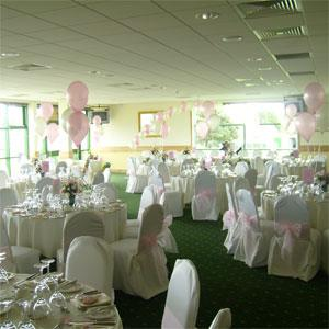 Weddings at Great Yarmouth Racecourse