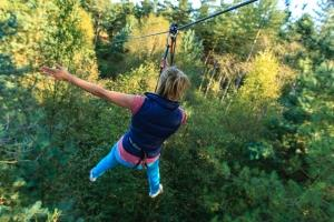 Go Ape at Thetford