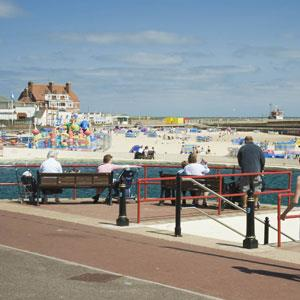Gorleston Beach