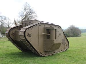 WW1 Mark IV Tank