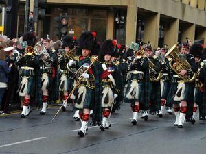 Lowland Band Royal Regiment of Scotland