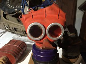 Gas Mask Large