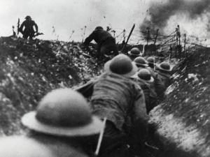 Battle of the Somme, WWI
