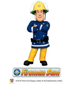 Fireman Sam at Drusillas
