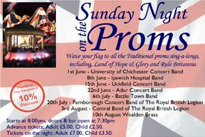 Sunday Night on the Proms