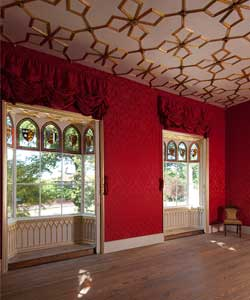 Strawberry Hill room