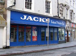 Jacks Potato Bar
