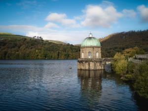 Elan Valley in Autumn