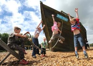Folly Farm Adventure Play