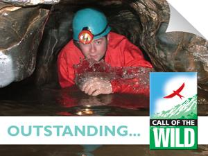 Caving in Brecon Beacons with Call of the Wild Ltd