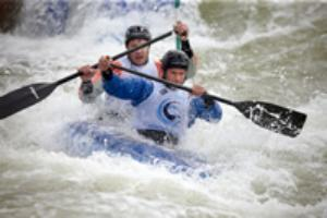Cardiff International White Water Rafting