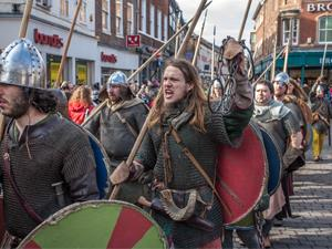 Join us in York for the largest Viking festival