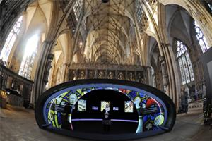 The Orb at York Minster