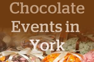 Chocolate Events in York