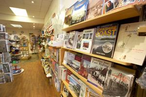 Books at Bridlington Tourist Information Centre