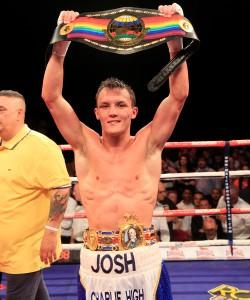 Battle Lines - Josh Warrington