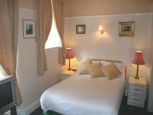 One of our lovely bedrooms at the White Rose