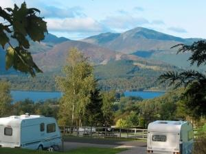 Castlerigg Hall Caravan &amp; Camping Park