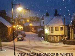 View from Lingmoor in Winter