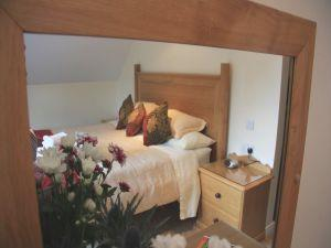 The Old Vicarage bedroom
