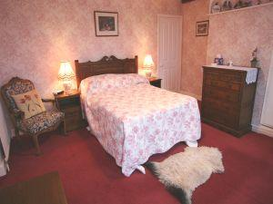 Denton House bedroom