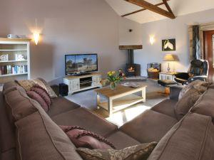 Tottergill Farm - Tower Living Room