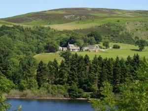 Tottergill Farm - Overlooking Reservoir