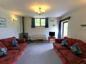 Rigg Barn living area