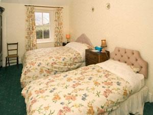 Bedroom at Gill Brow Farm