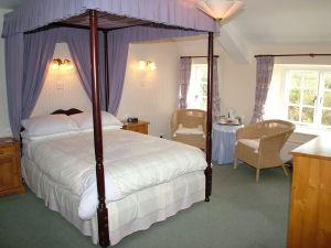 Wheelgate Country Guesthouse Buttermere bedroom