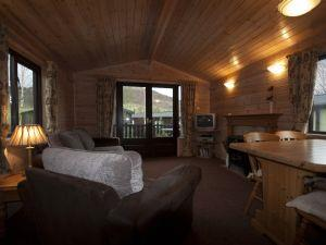Fellside Lodge Living Room
