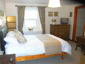 Wallace Lane Farm bedroom