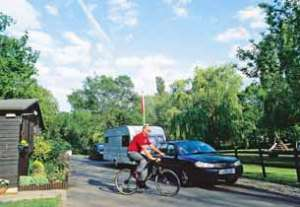 Kelvedon Hatch Camping and Caravanning