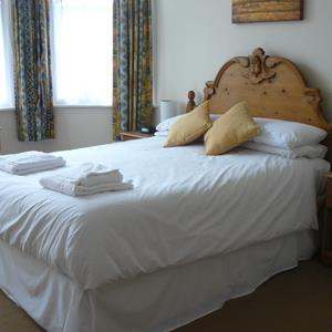 Marina Hotel Bedroom