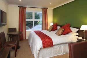 Superior Room at The Kinmel Manor Hotel