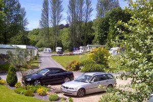Caravan & Camping @ Mill House