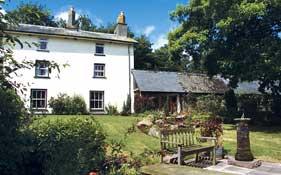 Llanddetty Hall Farm