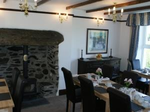 Einion House B&amp;B Dining Room