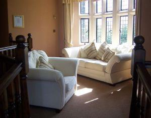 Room 14 Lounge at Rogerthorpe Manor