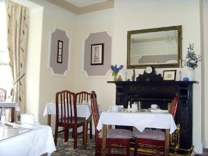 Dining Room @ Ellies Guest House, Whitby