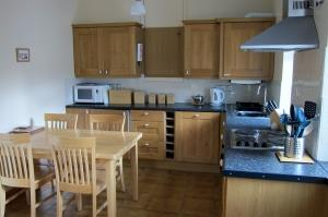 Kitchen/Diner, Walkers Cottage