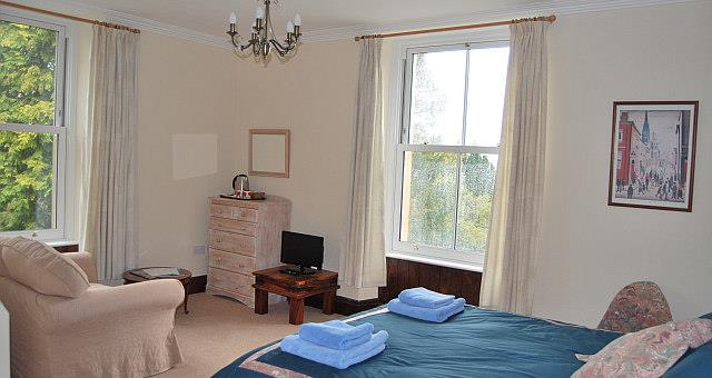 The Limes Country Guest House - Bedroom