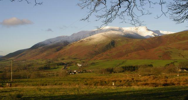 Views of Blencathra