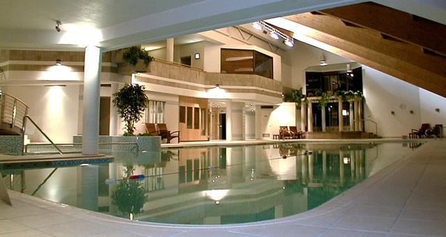 Pool, Sauna and Spa at The Langdale Hotel