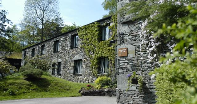 The Langdale Hotel and Spa exterior