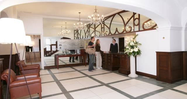 Low Wood Bay Reception