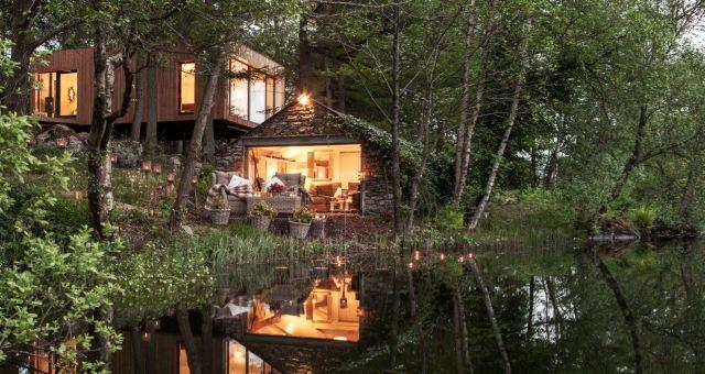 Gilpin Lake House - Boat House and Spa